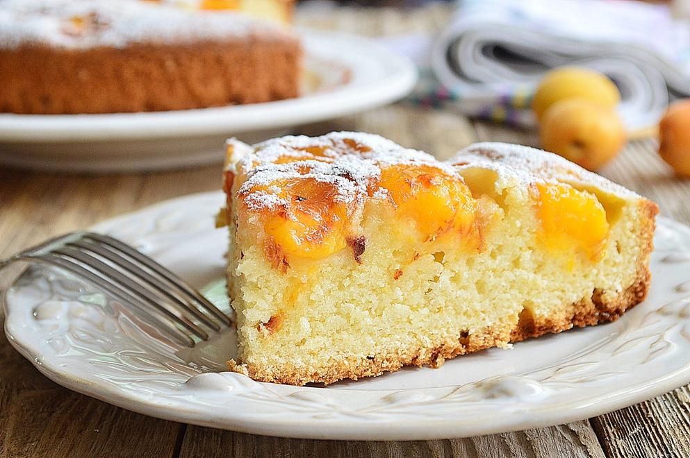 Рецепты пирог с абрикосовым вареньем с