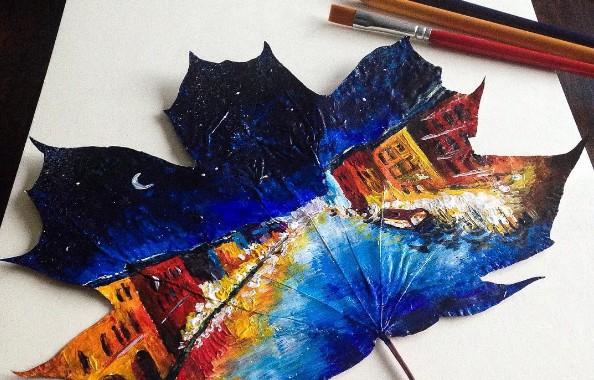 painting-on-leaves-joanna-wirazka-12