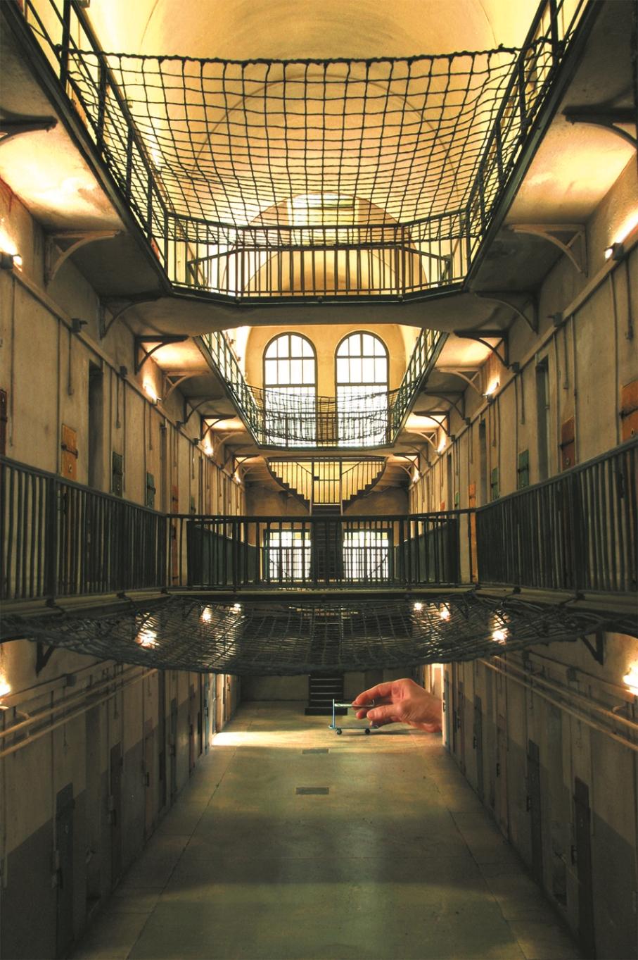 Prison-Saint-Paul-Miniature-de-Dan-Ohlmann