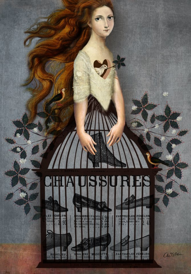 Catrin Welz-Stein - German Surrealist Graphic Designer - Tutt'Art@ (14)