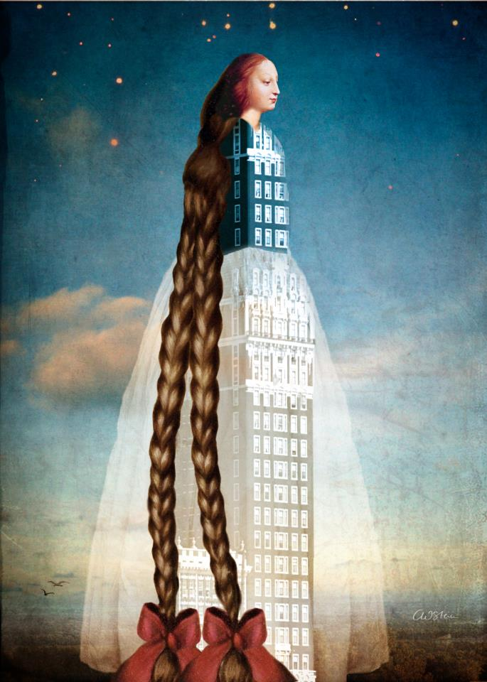 Catrin Welz-Stein - German Surrealist Graphic Designer - Tutt'Art@ (15)