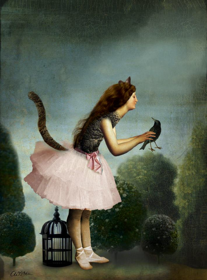 Catrin Welz-Stein - German Surrealist Graphic Designer - Tutt'Art@ (21)