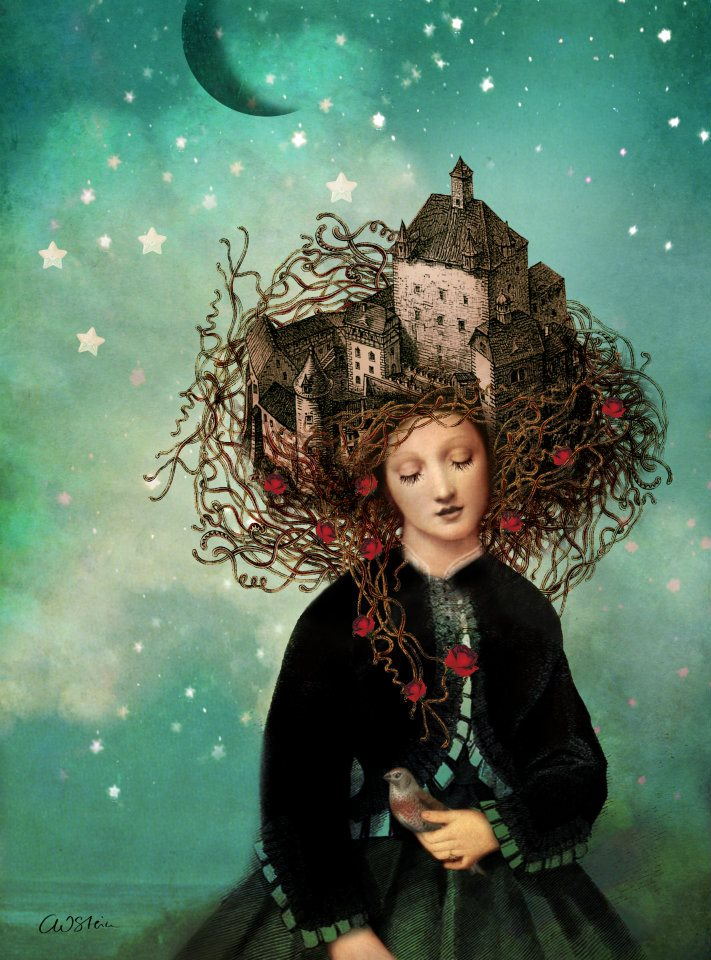 Catrin Welz-Stein - German Surrealist Graphic Designer - Tutt'Art@ (24)