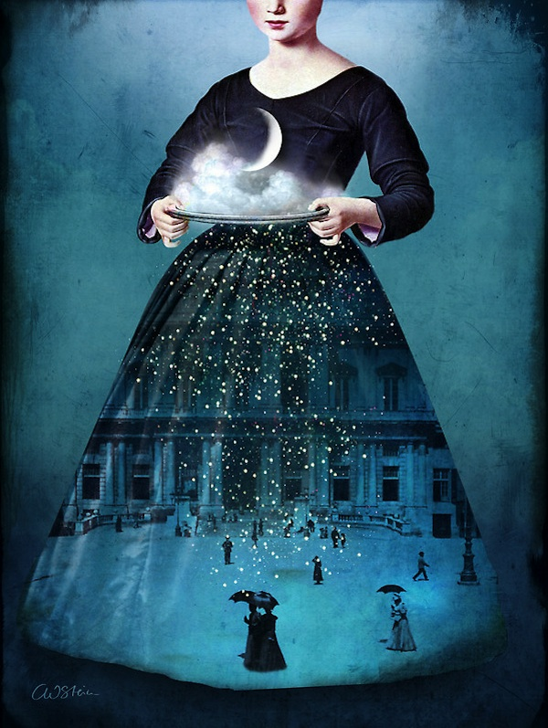 Catrin Welz-Stein - German Surrealist Graphic Designer - Tutt'Art@ (3)