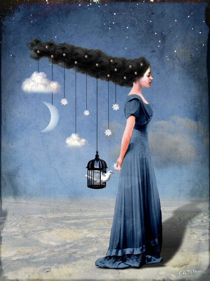 Catrin Welz-Stein - German Surrealist Graphic Designer - Tutt'Art@ (33)