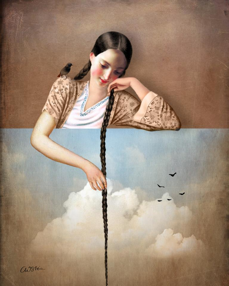 Catrin Welz-Stein - German Surrealist Graphic Designer - Tutt'Art@ (60)
