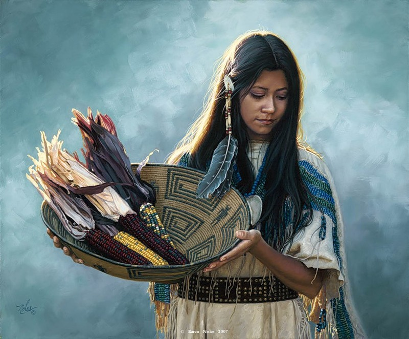 dating a native american girl