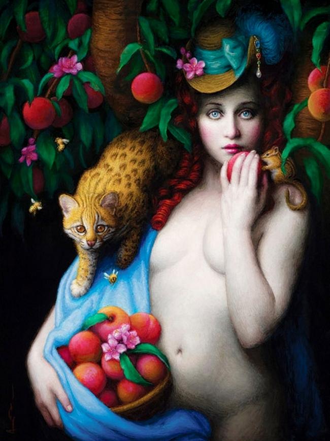 Chie Yoshii Surrealism and Visionary art