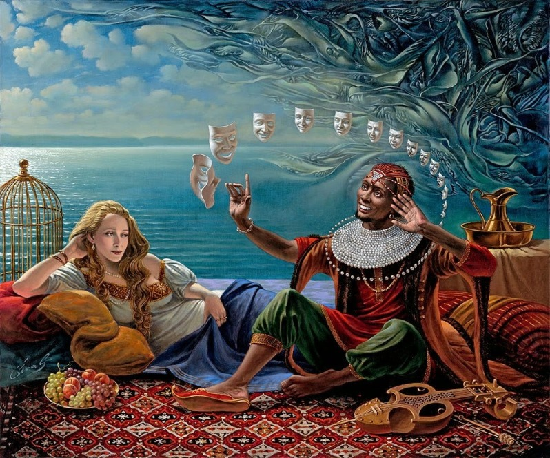Michael Cheval 11