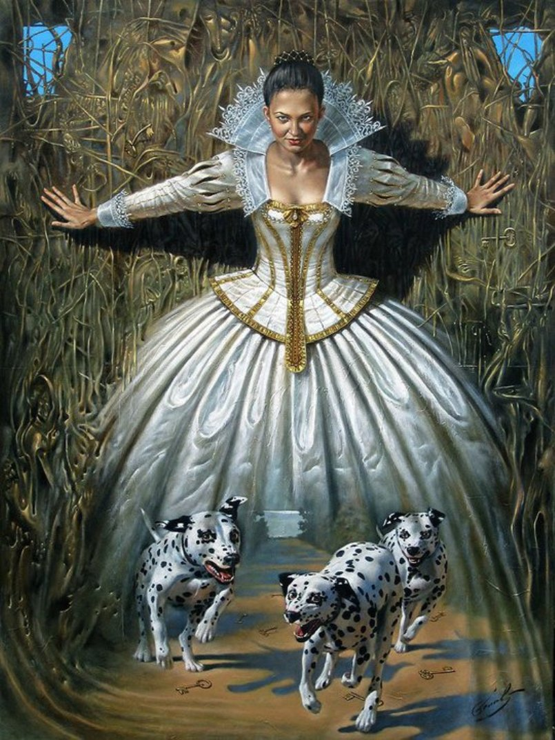Michael Cheval 15