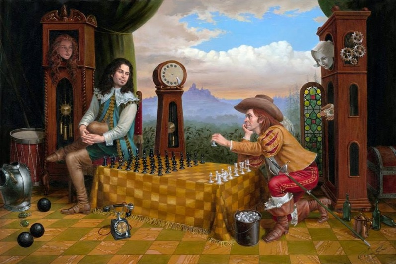 Michael Cheval 5