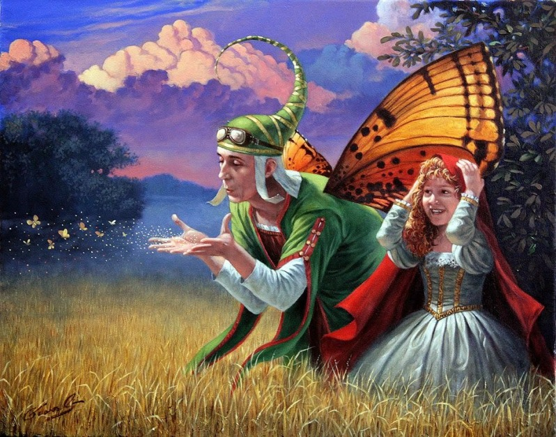 Michael Cheval 8