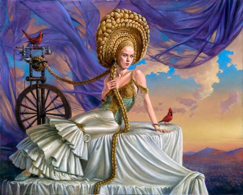 Michael Cheval 9