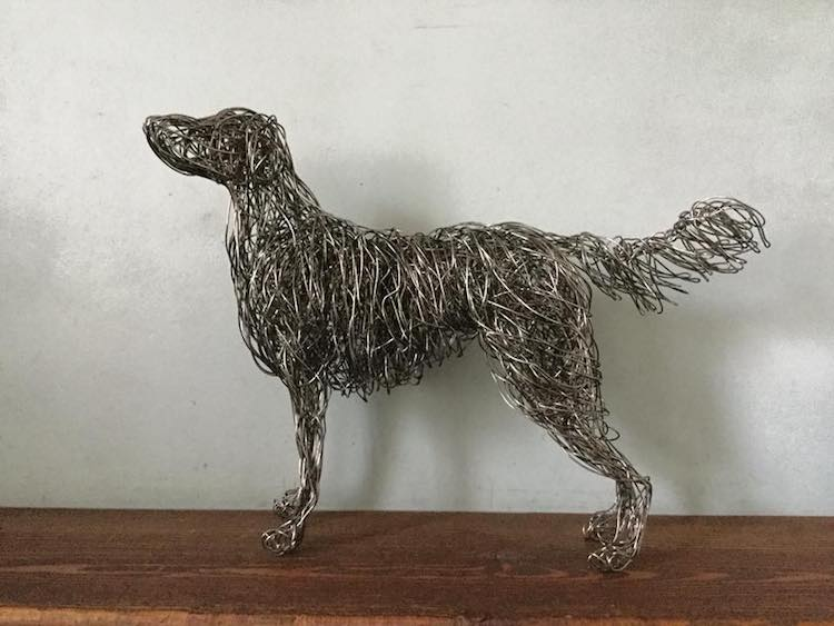 candice-bees-wire-sculptures-4